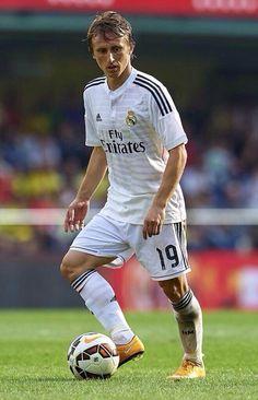 Luka Modric - Real Madrid C.F. #HalaMadrid