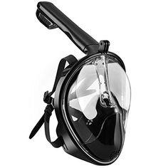 seaview snorkel mask full face