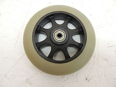 Invacare Jazzy 1107 Anti-Tip Wheel Assembly for power chairs- WHLASMB1613