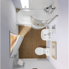 If your bathroom is small you should think about arrangement and necessity of each element. Also there are a few things you could do to maximize a small washing room. Removing the feeling of clutter is very important in this case, this can be achieved by rational use of space. http://interiorobserver.com/modern-design-ideas-for-your-small-bathroom/