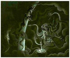 çizgili masallar: The Little Mermaid by Kay Nielsen