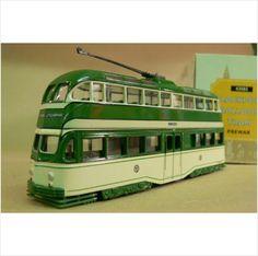 Corgi Classics Blackpool Balloon Tram 43503 prewar new 032435435034 on eBid United Kingdom