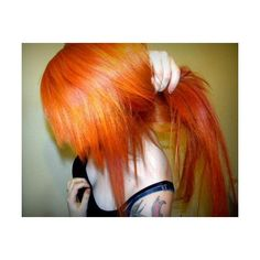 Scene Hair ❤ liked on Polyvore featuring beauty products, haircare, hair styling tools, hair, people, photos and random