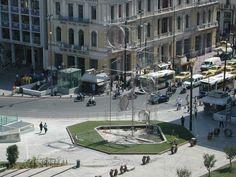Η ιστορία της Πλατείας Ομονοίας Athens, Greece, Street View, Pictures, Greece Country, Photos, Athens Greece, Grimm
