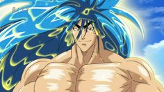 Toriko after learning food immersion