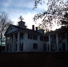 """From the web-site:  """"Panarchy is an undergraduate society whose house, a grand Greek Revival building at 9 School Street, is said to be haunted. At the turn of the century it was owned by a physician who was thought to have hid his schizophrenic daughter in the attic, where she committed suicide. Some students have reported seeing the apparition of a young woman in the attic, others have refused to stay there due to a strange feeling in the room."""""""