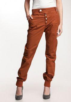 drop-crotch pants