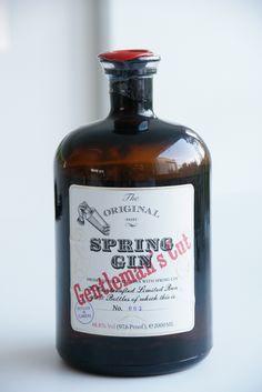 Spring Gin ' Gentleman's Cut '