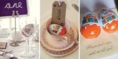 13 Budget-Friendly Wedding Favour Ideas for $1/£1/€1 | www.onefabday.com
