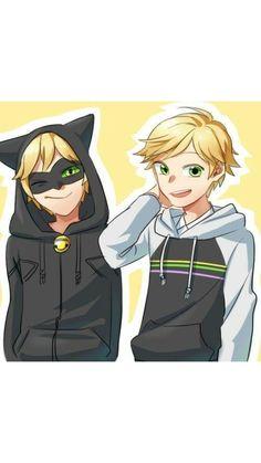 He is sooooooo adorable in his hoodies!
