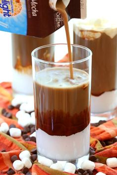 Give your wallet a break and make yourself a smores iced coffee every time you…