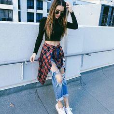 Womens Off Shoulder Shirt Crop Tops Long Sleeve Blouse Jumper Vest Top Black S Boyfriend Jeans Style, Creative Shirts, Off Shoulder Shirt, Long Sleeve Crop Top, Black Tops, Casual Outfits, Crop Tops, Womens Fashion, How To Wear
