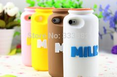 Cheap cup and saucer stand, Buy Quality bottle decanter directly from China bottl Suppliers: Hot sale 2014 3D Cute Milk Bottle Cup Silicone Case Cover For iphone 5 5s 5g Soft Rubber Cell Phone Cover Bag Case Free