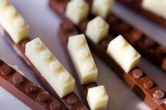 CHOCOLATE LEGO:ACGUY by Akihiro Mizuuchi, via Behance