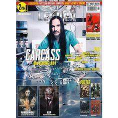 LEGACY 85/2013 mit CARCASS und vielen anderen - 4 Poster + 2 CDs inside! Jetzt hier versandkostenfrei bequem und sicher bestellen!