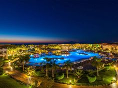 Rixos Sharm El Sheikh Resort, Nabq Bay, Egypt, all inclusive around $465/nte for 4 adults; 5 miles from airport, 14 miles from a shopping area with free shuttle #1/29 in Nabq Bay on Tripadvisor