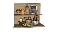 Decoração :: Cozinha 1 - 3D Warehouse