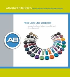 AB Produktkatalog - Advanced Bionics