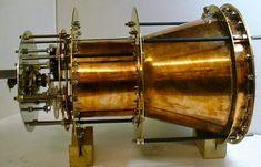 """EmDrive: NASA testet """"unmöglichen Antrieb"""" erneut erfolgreich . . . http://www.grenzwissenschaft-aktuell.de/emdrive-weitere-erfolgreiche-nasa-tests20151104 . . . Abb: emdrive.com"""