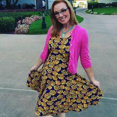 My #lularoedisneyroses #nicoledress is one of my favorite! Perfect for #disneysgrandfloridian