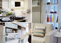 30 projetos de apartamentos pequenos, quitinetes e lofts com boas soluções para aproveitar o espaço