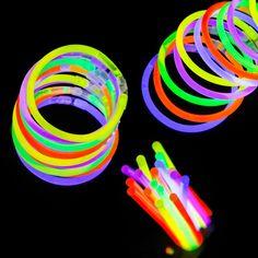 "8"" Light up #Glow #Sticks Bracelets Necklaces Mixed Colors Party Supplies http://www.amazon.com/Super-Bright-Longest-Lasting-Bracelets/dp/B00NQJ2DBG/ref=sr_1_3?ie=UTF8&qid=1427127696&sr=8-3&keywords=glow+sticks"