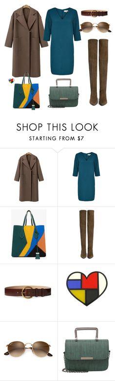 """minimalism"" by alisadnsnko on Polyvore featuring мода, Stuart Weitzman и Polo Ralph Lauren"