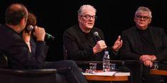 «Comment apprendre à devenir créatif?» L'universitaire anglais Ken Robinson, la comédienne Judith Henry et le compositeur Marc-Olivier Dupin ont échangé lors d'un débat au Monde Festival, dimanche 24septembre à l'Opéra Bastille.
