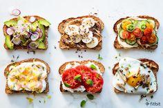 9 Fresh Ways to Upgrade Your Morning Toast