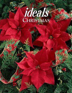 IDEALS CHRISTMAS MAGAZINE WITH BONUS RECIPE BOOK 65TH ANNIV EDITION 2009- SEALED