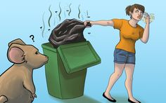 Get Rid of Mice Naturally