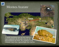 História e Geografia Bíblica: Dilúvio