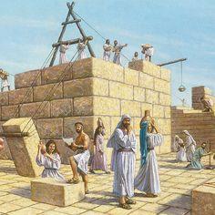 As promessas de Deus se cumpriram: o templo em Jerusalém e a adoração verdadeira