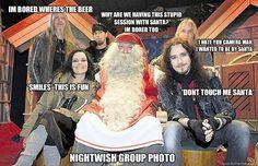 """Funny Nightwish Photo"" by NightwishGirl666"