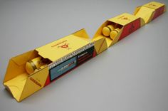 Montecristo Cigars on Packaging of the World - Creative Package Design Gallery