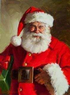 Jolly Old Saint Nicholas....