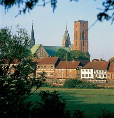 ribe, denmark painting - Google Search