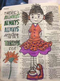 There is always something to be thankful for. Prayer Journals, Bible Study Journal, Journal Quotes, Art Journaling, Bible 2, Bible For Kids, Scripture Art, Bible Scriptures, Psalm 106