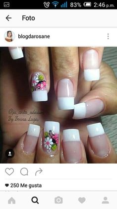 Pretty Nails, Triangles, Nail Designs, Nail Hacks, Work Nails, Nail Designs Pictures, Natural Nail Designs, Nail Art Designs, Modern Nails