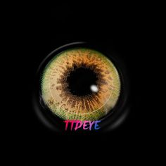TTDeye Iris Brown-Green II Colored Contact Lenses - ttdeye Hazel Eye Contacts, Hazel Eyes, Contact Lens Solution, Coloured Contact Lenses, Fantasy Make Up, Circle Lenses, Dark Brown Eyes, Colored Contacts, Stunning Eyes