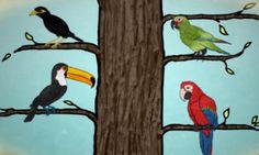 Short stories: The bird king