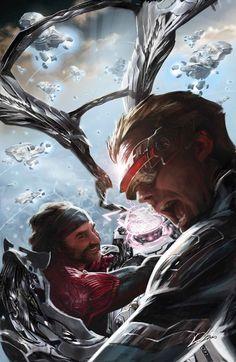 Cyclops #3 by Alexander Lozano *