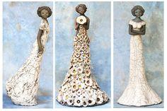 Ceramic Sculptures by Hilda Soyer