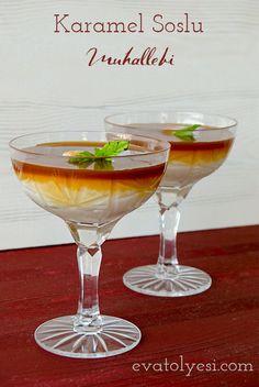 karamel-soslu-muhallebi-puding