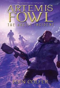Artemis Fowl receives an urgent e-mail from Russia. In it is a plea from a man…
