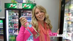 The Best Snacks to Buy at a Gas Station!   I'll help you stay healthy on the road or on the run. More videos, workouts and VLOGs at www.StephHendel.com.