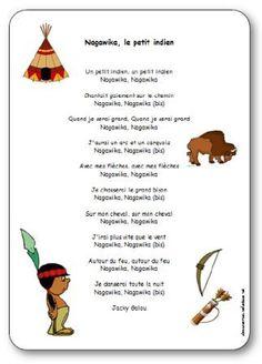 Chanson Nagawika le petit indien