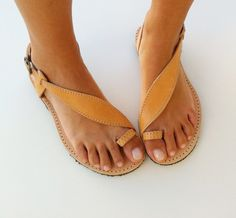 leather sandals handmade Greek sandals wedding by GreekSandalShop
