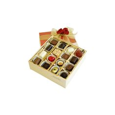 Assorted Chocolate Box ❤ liked on Polyvore