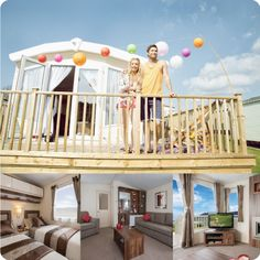 Static Holiday Homes For Hire In Cornwall @cornwallpark